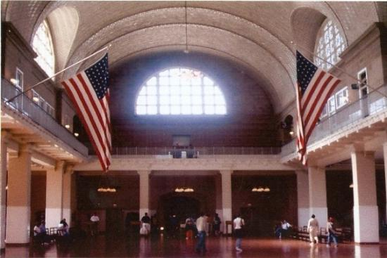 ellis island hard hat tour review