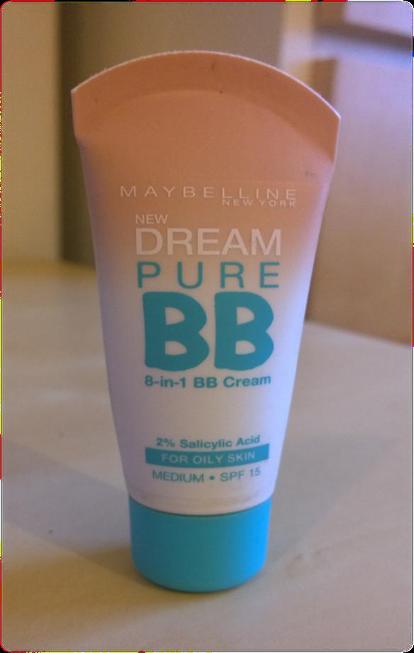 dream pure bb cream review