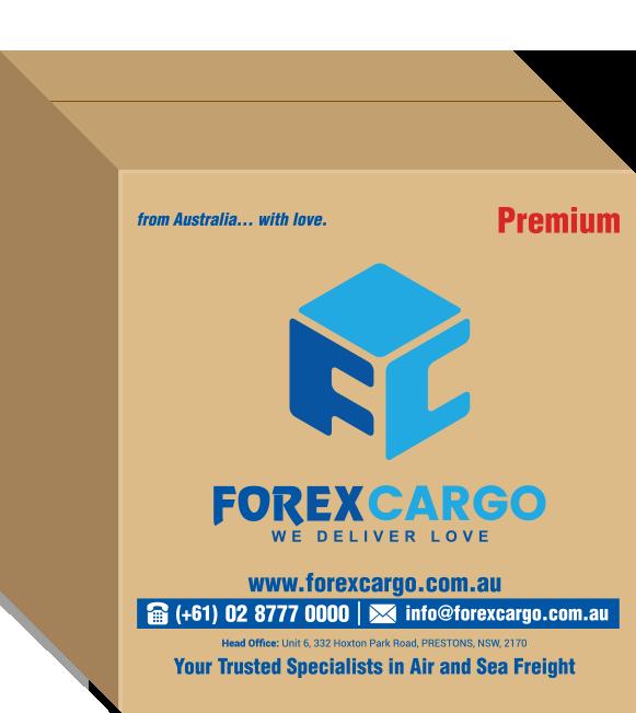 forex cargo balikbayan box reviews
