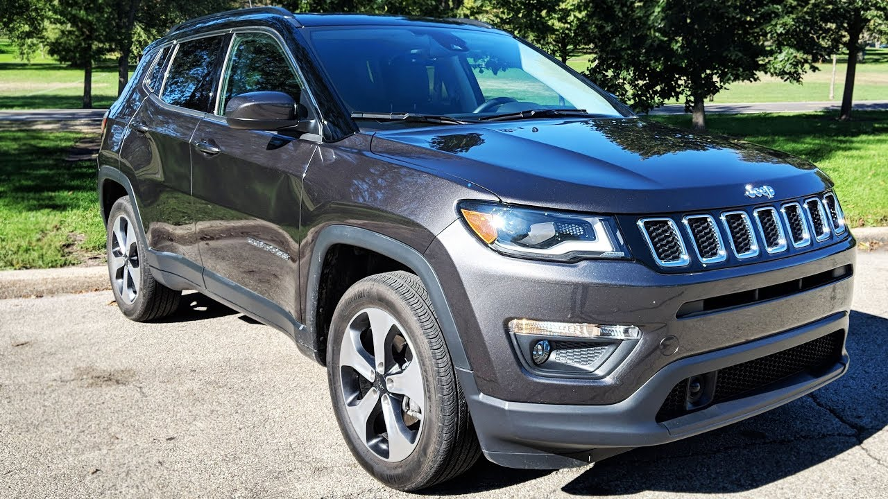 jeep compass 2018 reviews canada