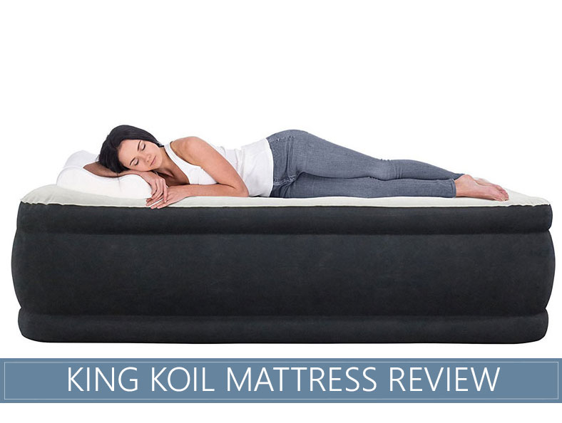 king koil air mattress reviews