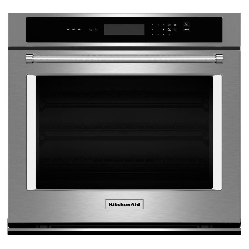 kitchenaid wall oven reviews 2016