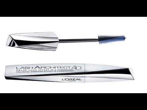 l oreal lash architect 4d mascara review