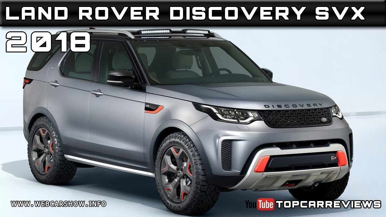 land rover discovery review 2018