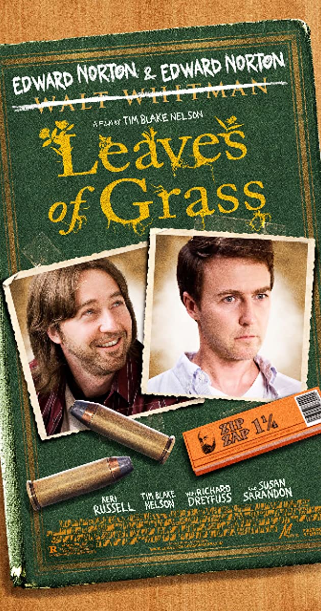 leaves of grass movie review