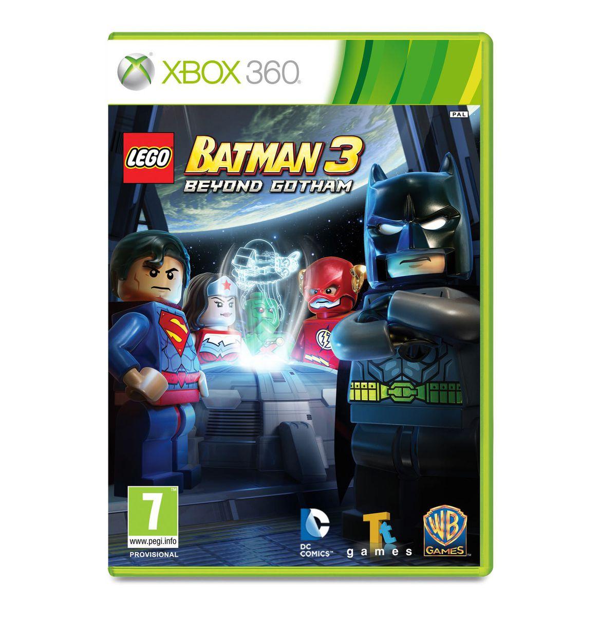 lego batman 3 xbox 360 review