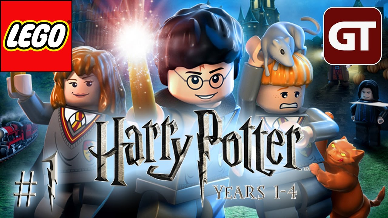 lego harry potter review ps4