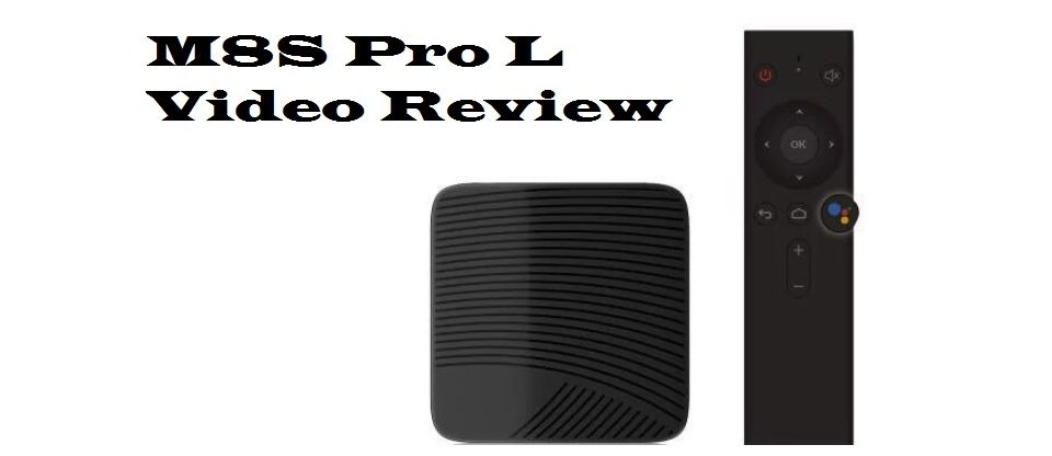 mecool m8s pro tv box review