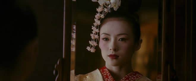 memoirs of a geisha film review