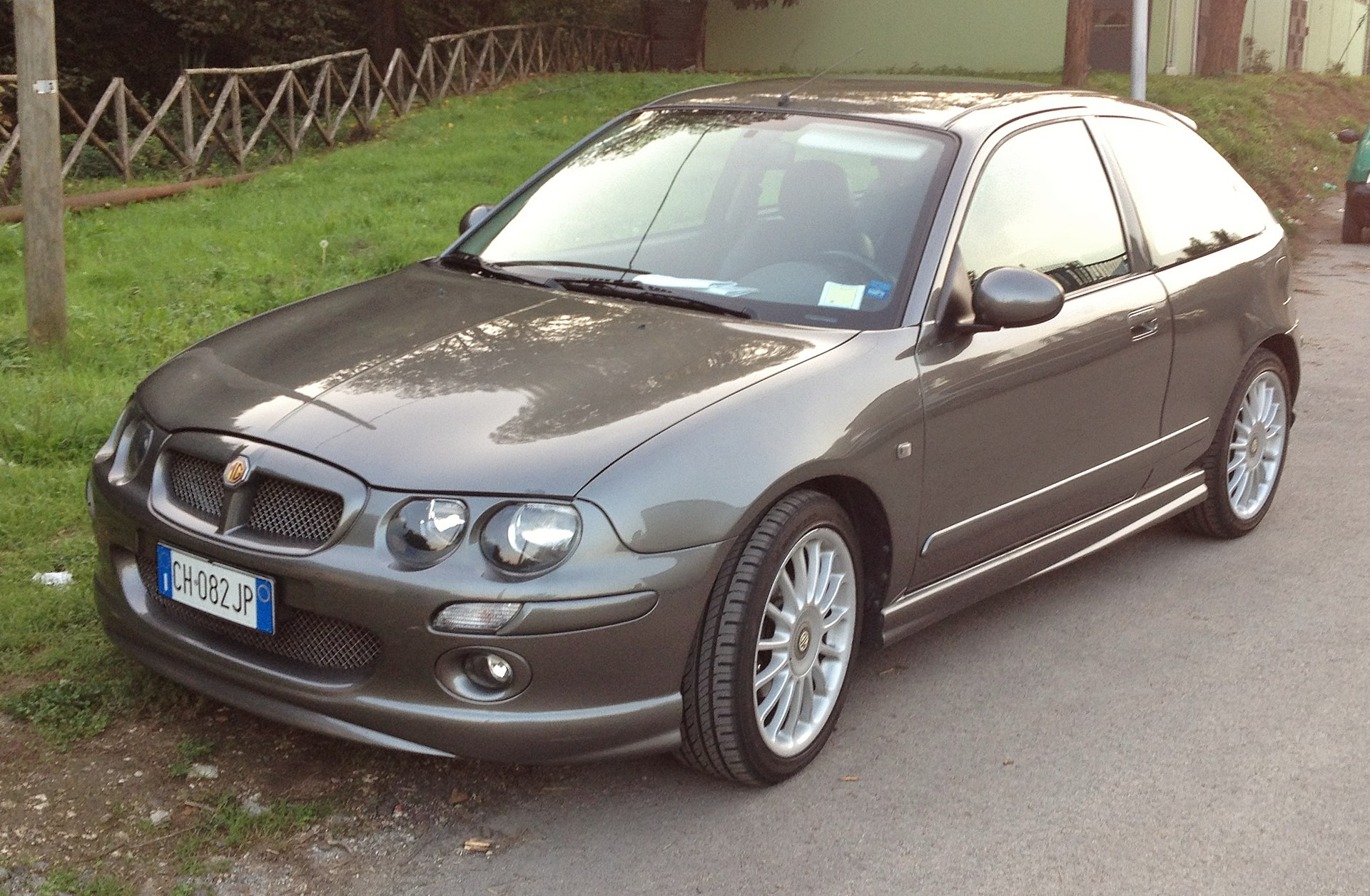 mg zr 1.4 review