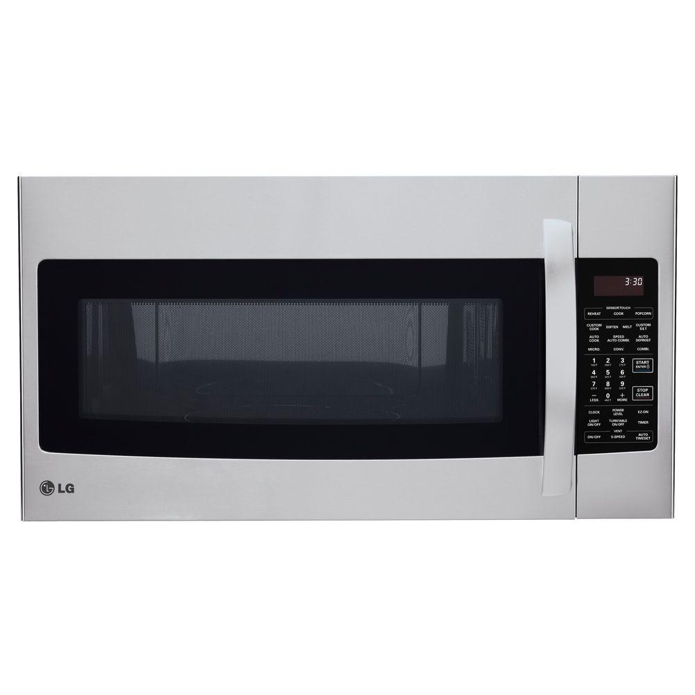 microwave convection oven over the range reviews