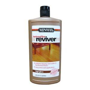 minwax hardwood floor reviver review