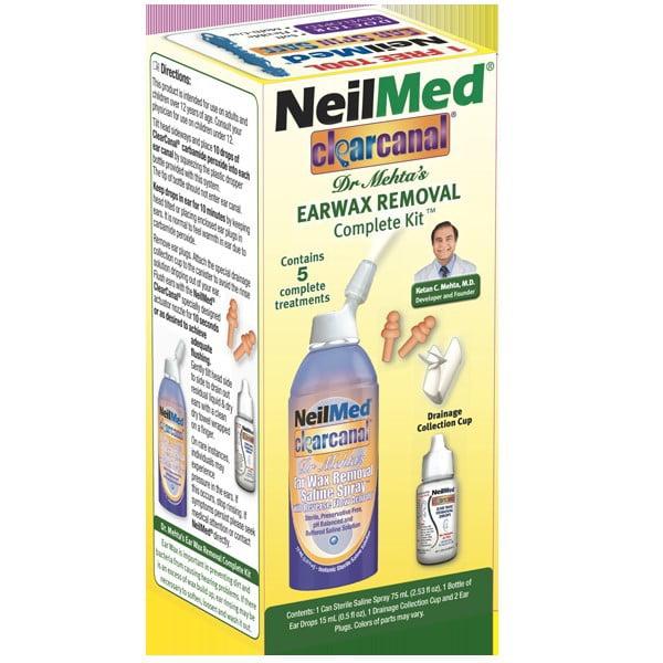 neilmed ear wax removal kit reviews