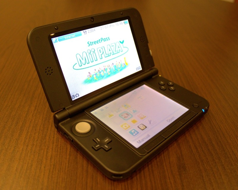 nintendo refurbished 3ds xl review