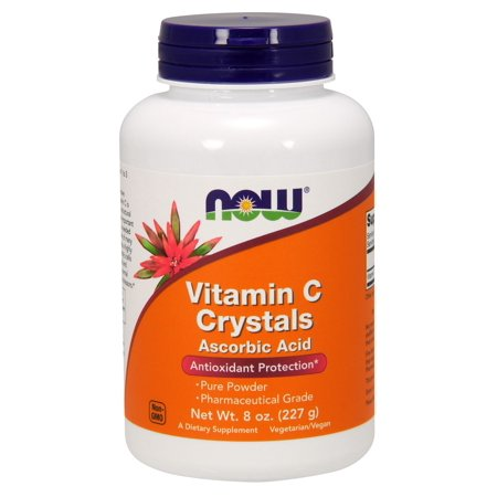 now vitamin c crystals review