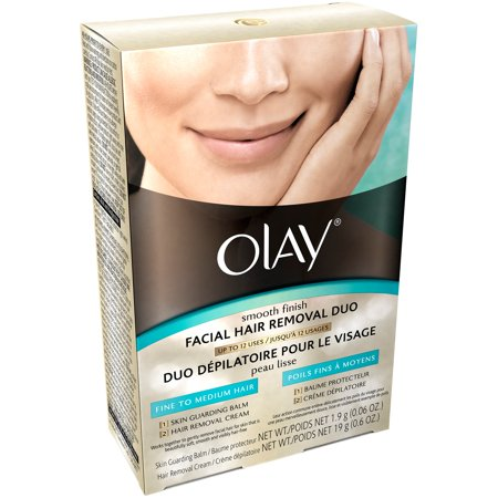 olay facial hair removal duo reviews