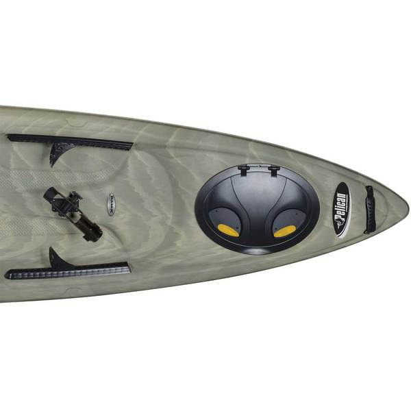 pelican premium strike 120x angler kayak review
