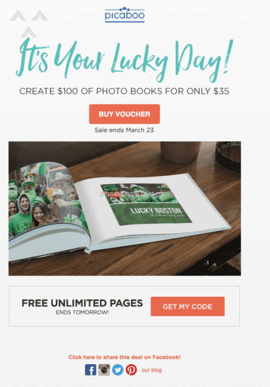 picaboo custom photo book reviews