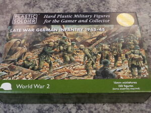 plastic soldier company 15mm german infantry review
