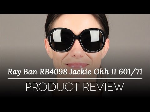ray ban jackie ohh review