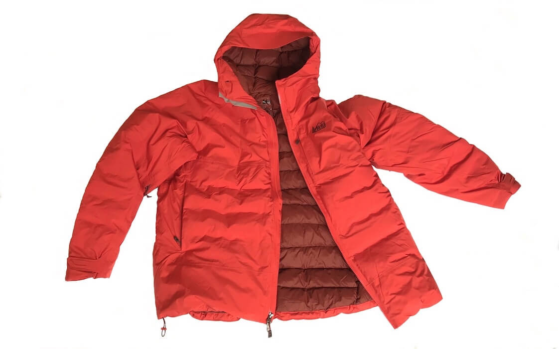 rei co op down jacket review