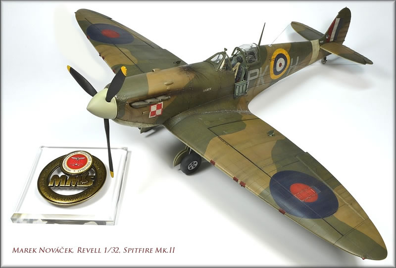 revell spitfire 1 32 review