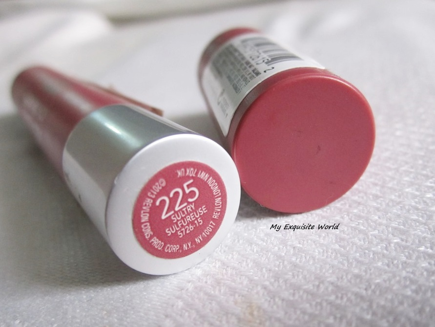 revlon colorburst matte balm sultry review