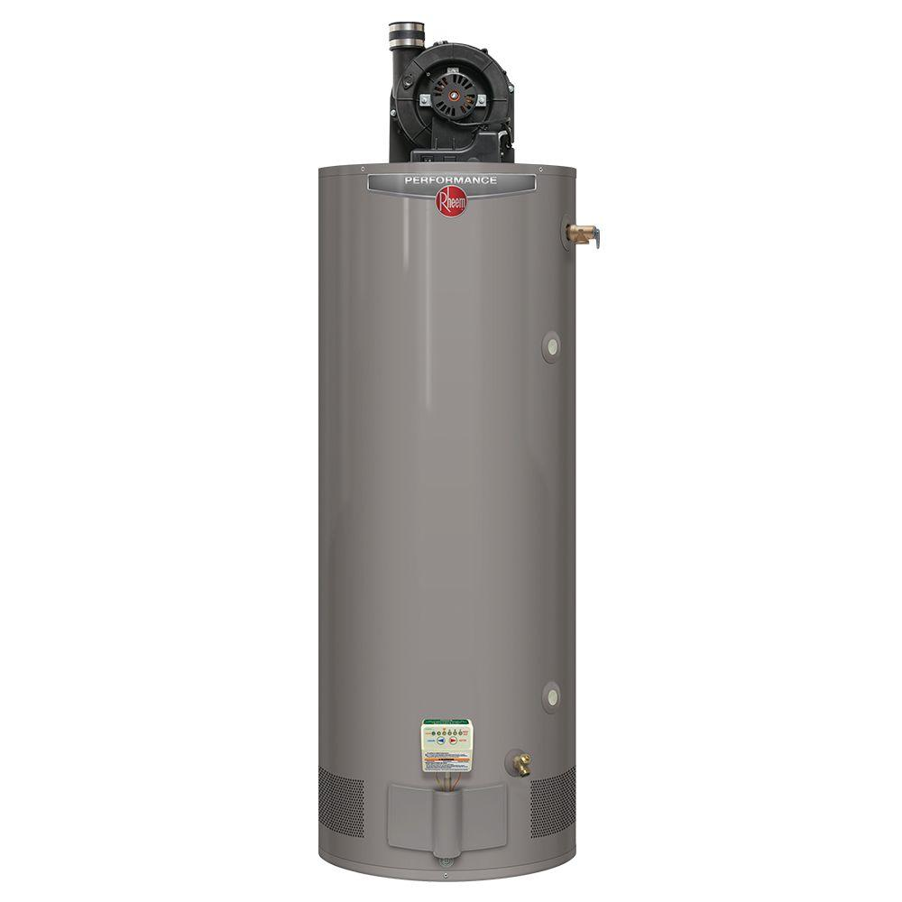 rheem power vent water heater reviews