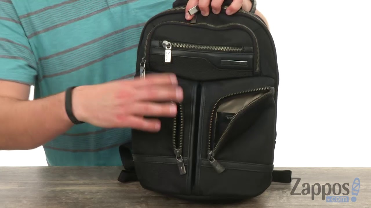 samsonite gt supreme backpack review