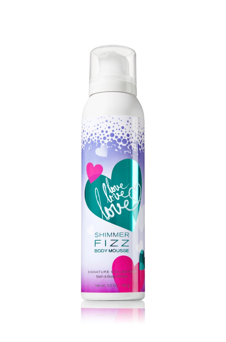 shimmer fizz body lotion review