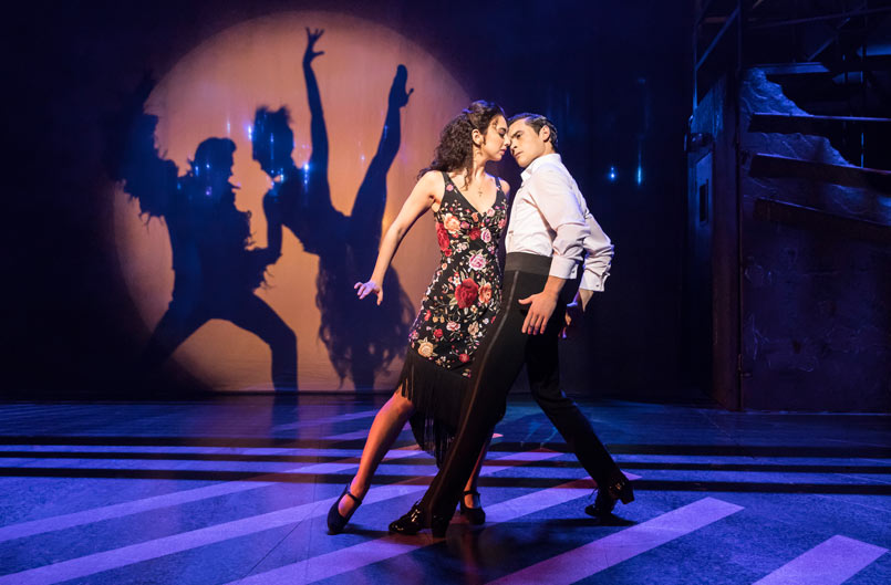 strictly ballroom musical london review