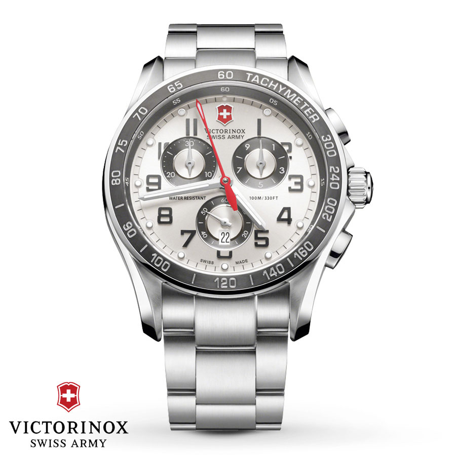 swiss army chrono classic xls review