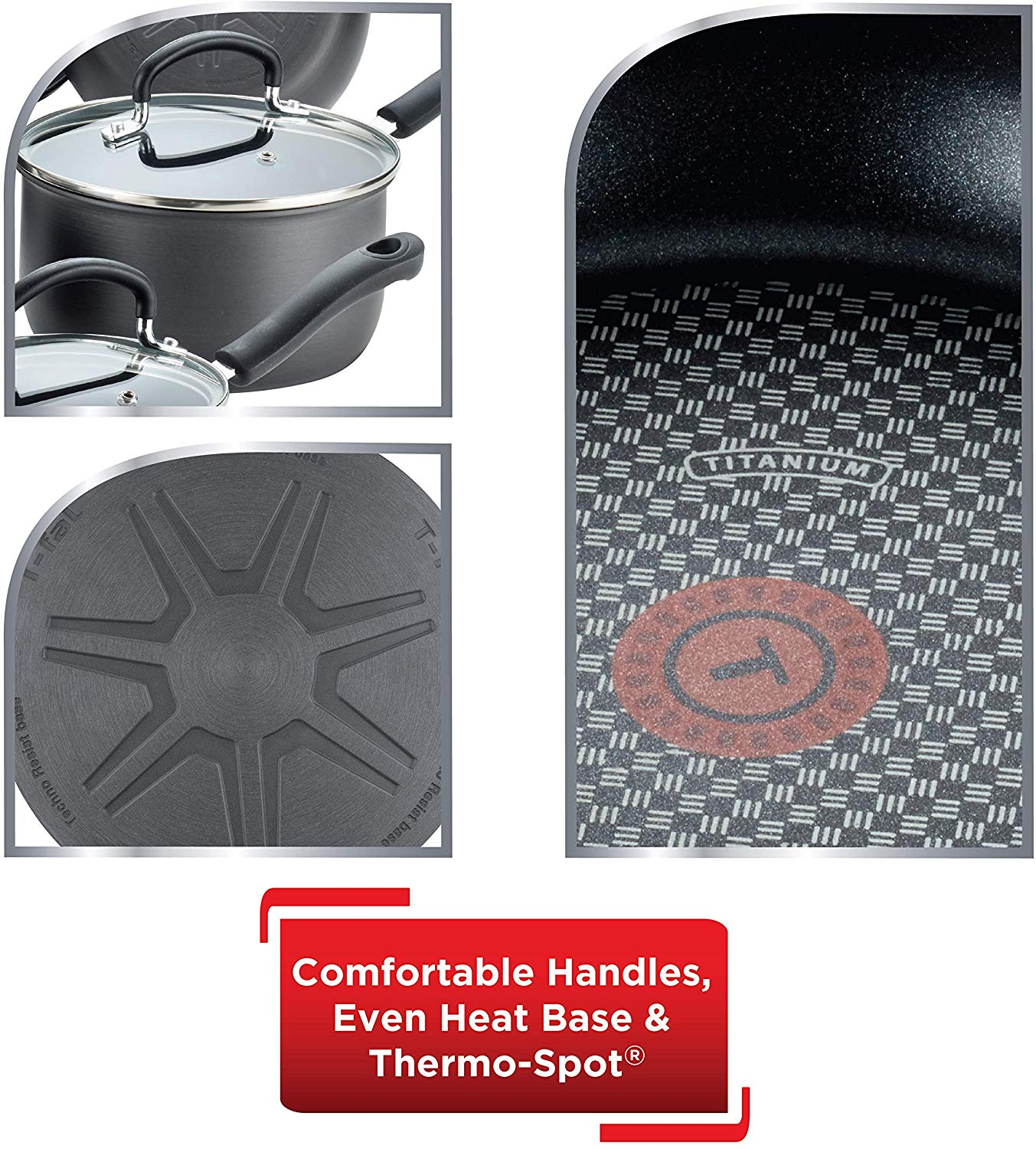 t fal ultimate hard anodized cookware review