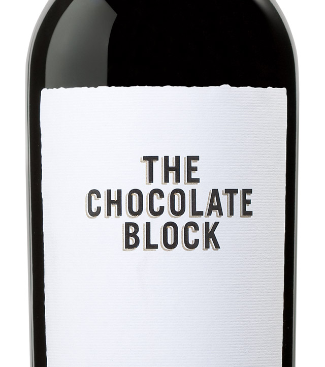 the chocolate block wine review