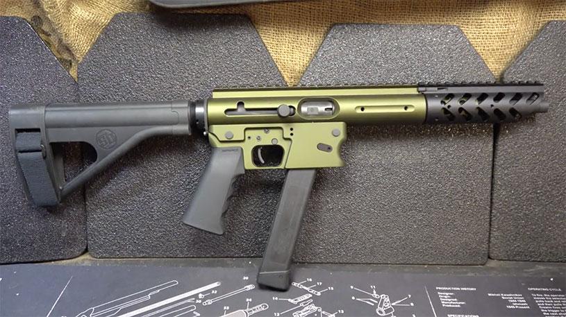 tnw aero survival pistol review