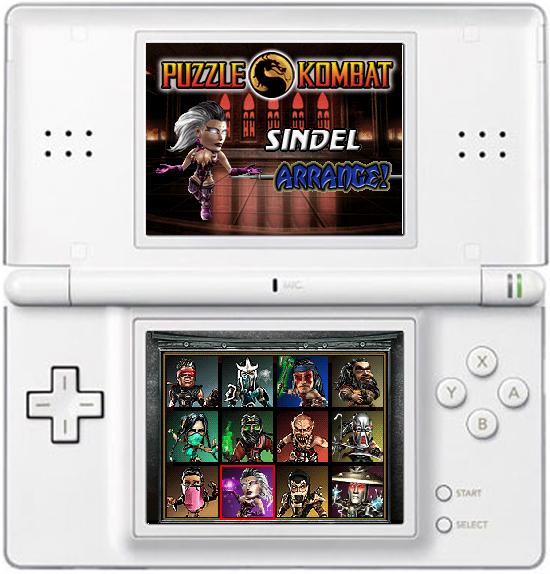 ultimate mortal kombat ds review