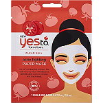 yes to tomatoes charcoal paper mask review