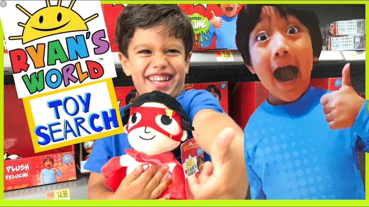 youtube com ryans toy review